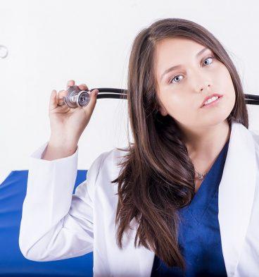 jeune salope infirmière